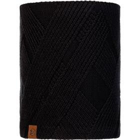 Buff Raisa Cache-cou tricot & polaire Femme, black